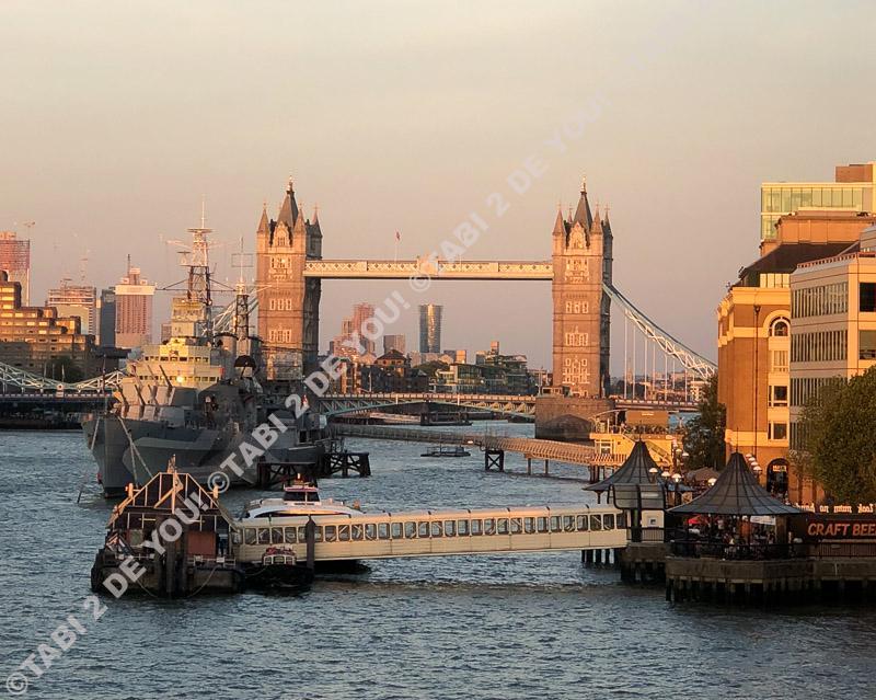 ロンドンブリッジ タワーブリッジ
