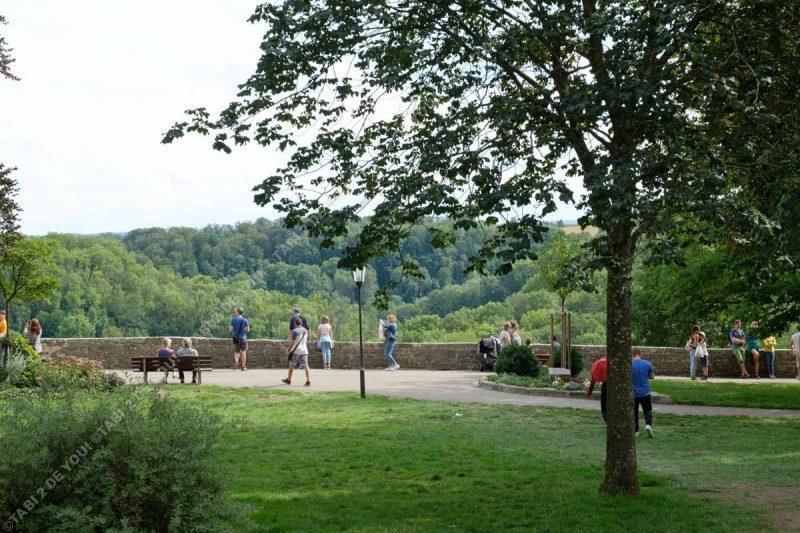 ローテンブクルの城塞公園