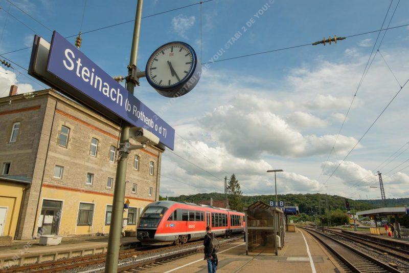 Steinachステインナッハ駅