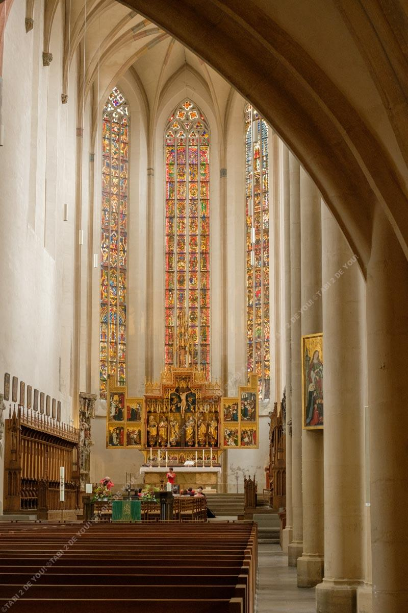 ローテンブルクの聖ヤコブ教会